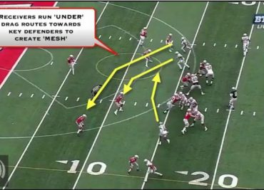 Mesh Concept will bolster OSU passing game.