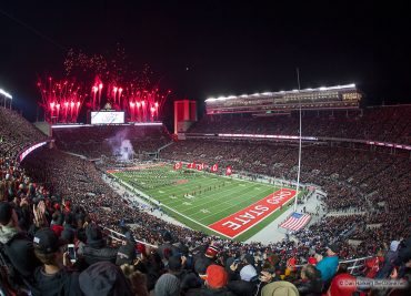 Big Ten B1G Ohio Stadium