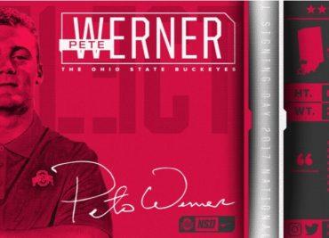 Pete Werner Ohio State Buckeyes