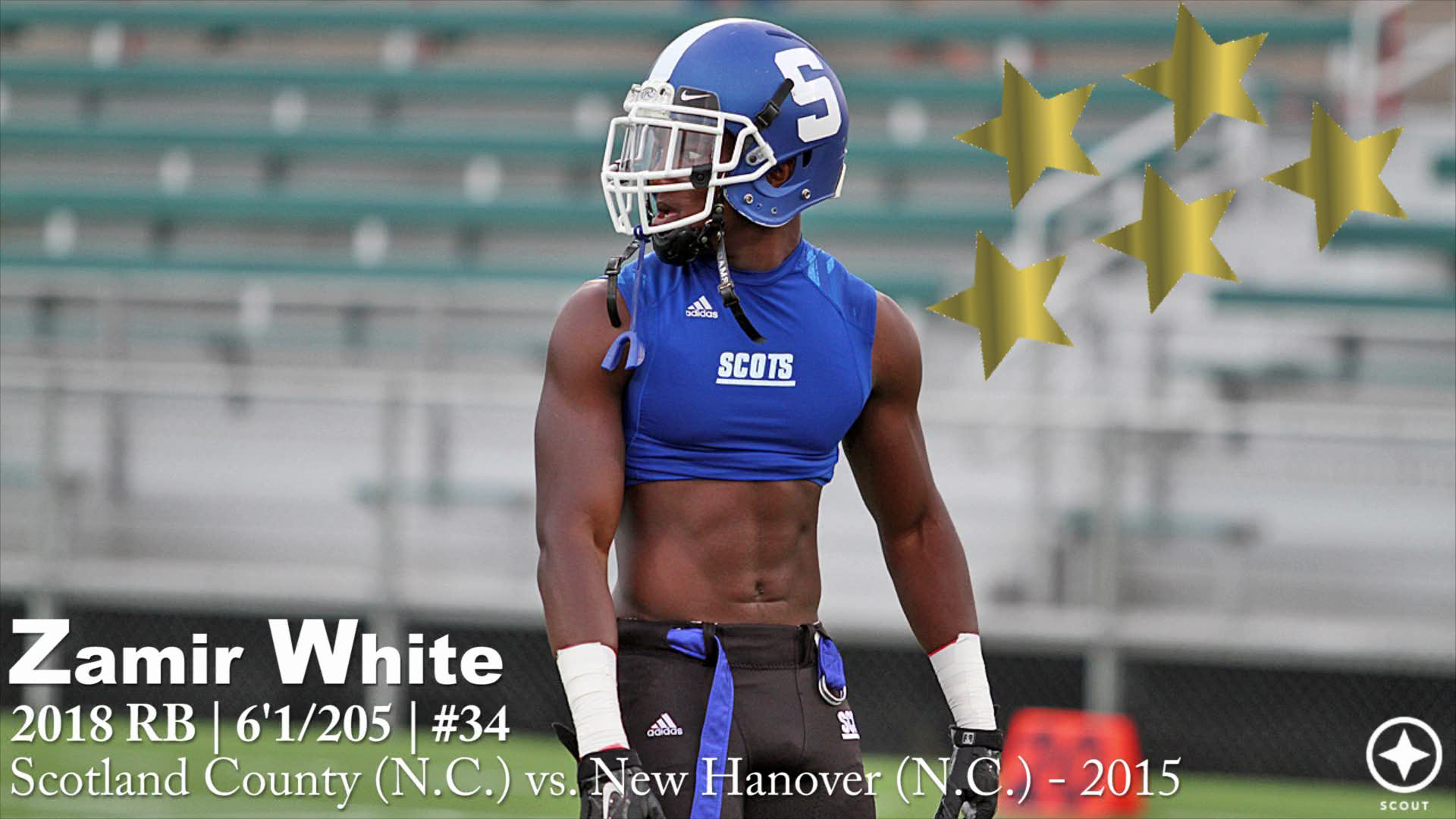 Five-Star OSU Running Back Target Zamir White Commits to ...