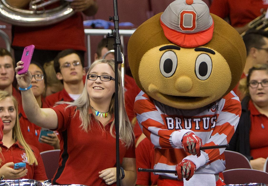 Brutus Ohio State Basketball