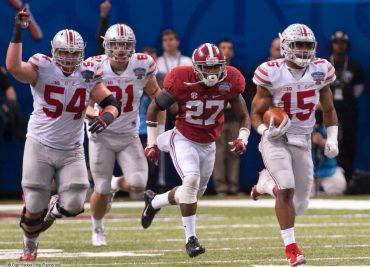 Ezekiel Elliott College Football SEC Ohio State Football Buckeyes