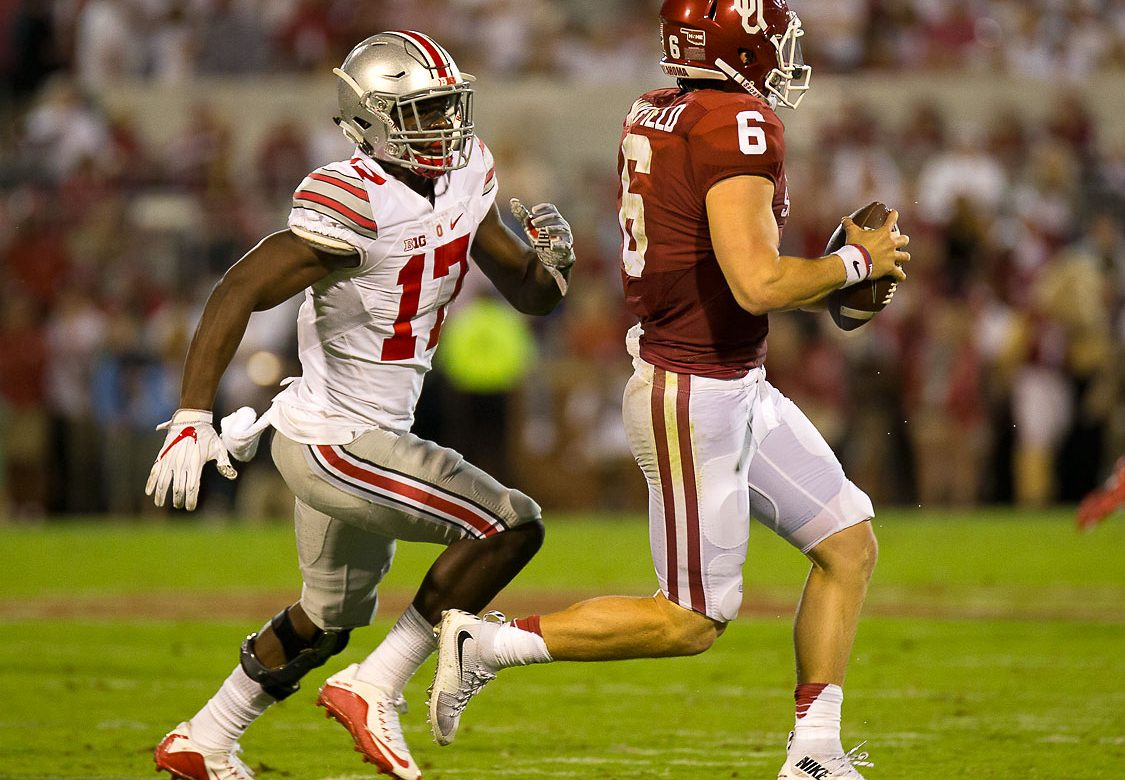 Jerome Baker Mayfield Buckeye Football Ohio State