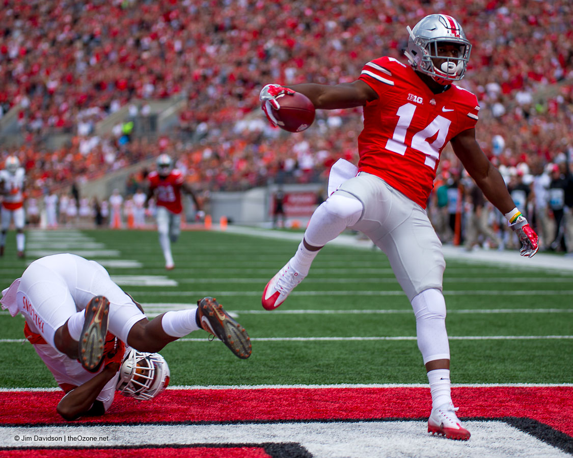 Ranking Ohio State's Top 10 Playmakers on Offense: No. 4 | The-Ozone