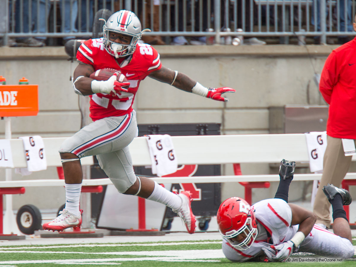 Ranking Ohio State's Top 10 Playmakers on Offense: No. 2 | The-Ozone