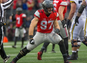 Buckeyes NFL Draft Nick Bosa Ohio State Football Big Ten Football