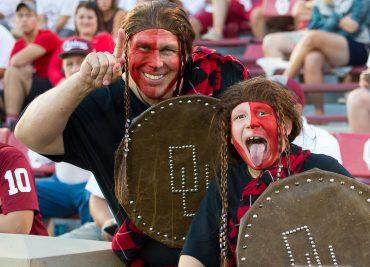 Oklahoma Fans College Football