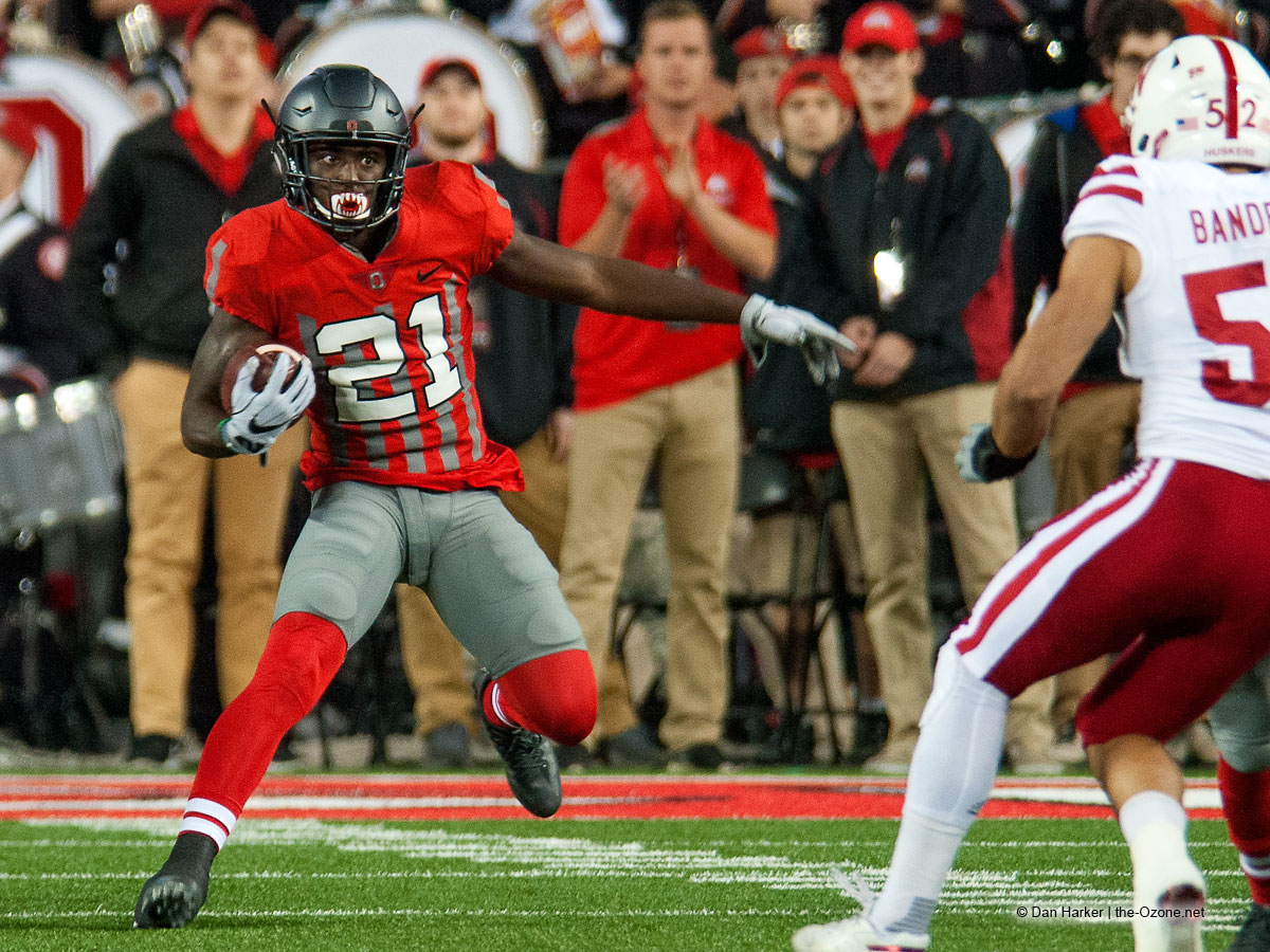 Ranking Ohio State's Top 10 Playmakers on Offense: No. 2 ...