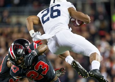 Saquon Barkley Big Ten Football