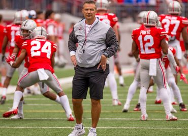 Buckeye Football Urban Meyer Ohio State Football Team Special Teams