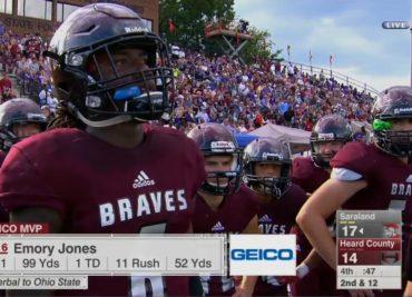 Emory Jones ESPN Ohio State Recruiting