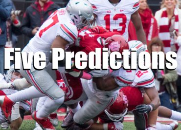 Five Predictions Ohio State Buckeyes at Indiana