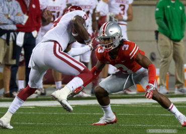 Damon Arnette Ohio State Football Buckeyes