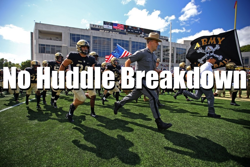 No Huddle Scouts Army