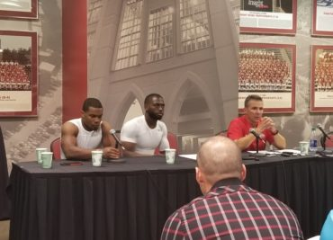 Postgame Ohio State at Indiana