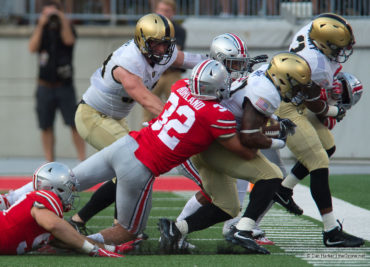 Tuf Borland Ohio State Football Buckeyes Army