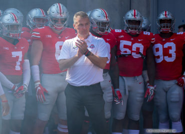 Urban Meyer Ohio State Football Team