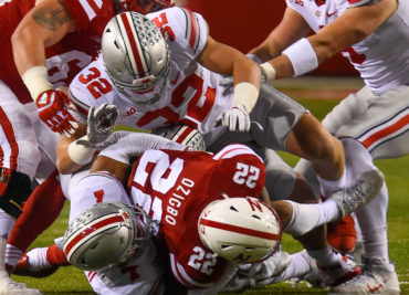 Tuf Borland Ohio State Football Buckeyes