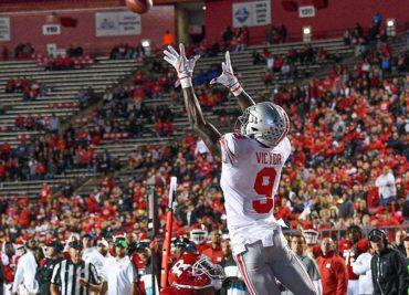 Binjimen Victor Ohio State Football Buckeyes Big Ten Football