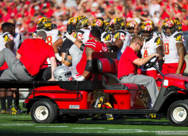 Branden Bowen Ohio State Football Cart