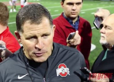 Greg Schiano Ohio State Football Buckeyes