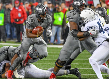 J.T. Barrett Ohio State Football Buckeyes