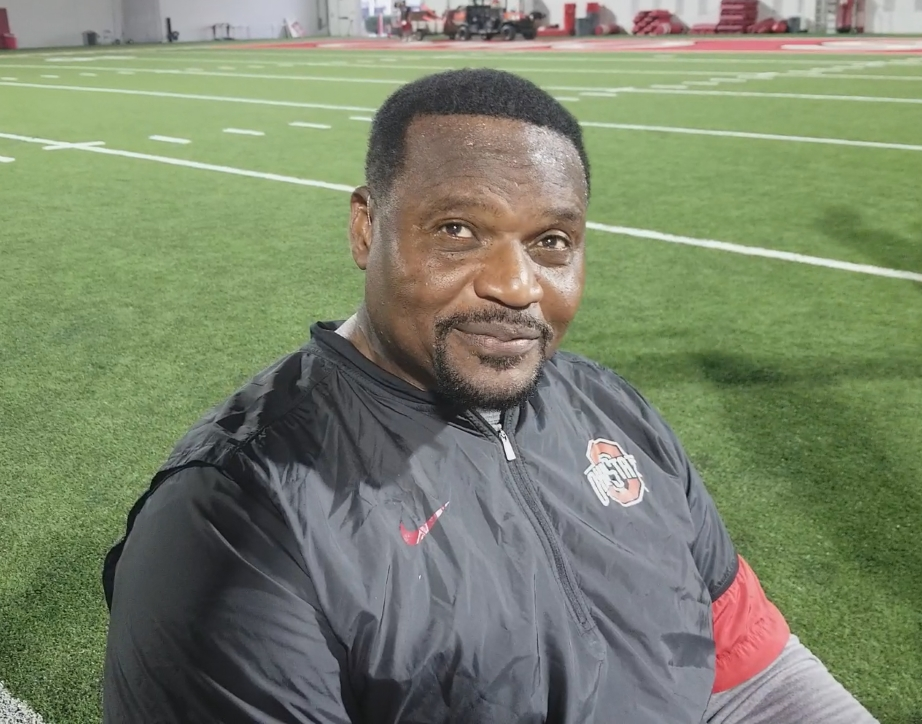 Larry Johnson Ohio State Football Buckeyes