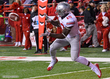Rashod Berry Catch Ohio State Football Buckeyes