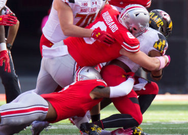 Sam Hubbard Maryland Ohio State Football Buckeyes