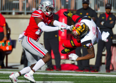 Denzel Ward Ohio State Football Buckeyes