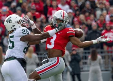 Damon Arnette Ohio State Football