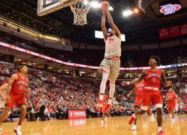 Keita Bates-Diop Ohio State Basketball Buckeyes