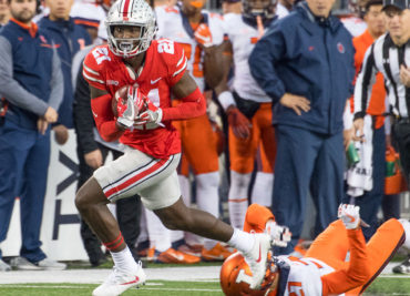 Parris Campbell Ohio State Football Buckeyes