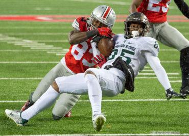 Terry McLaurin Ohio State Football Buckeyes