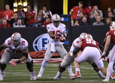 J.T. Barrett Ohio State Football