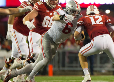 Sam Hubbard ohio State Football Buckeyes