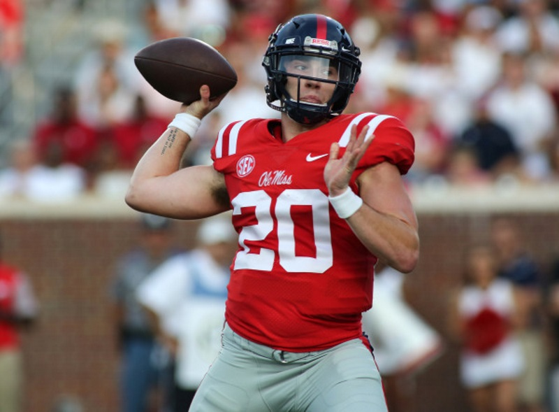 5117e2fbb Former 5-Star QB Shea Patterson Transferring to Michigan from Ole Miss