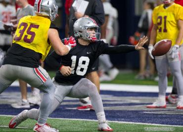 Tate Martell Ohio State Football