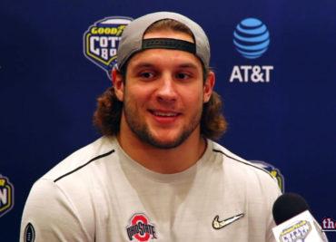 Nick Bosa Ohio State Football Buckeyes