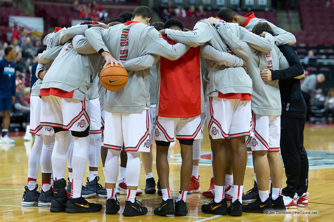 Ohio State Basketball Buckeyes