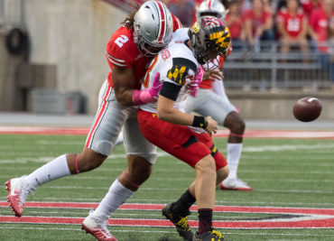 Ohio State Football Buckeyes Chase Young