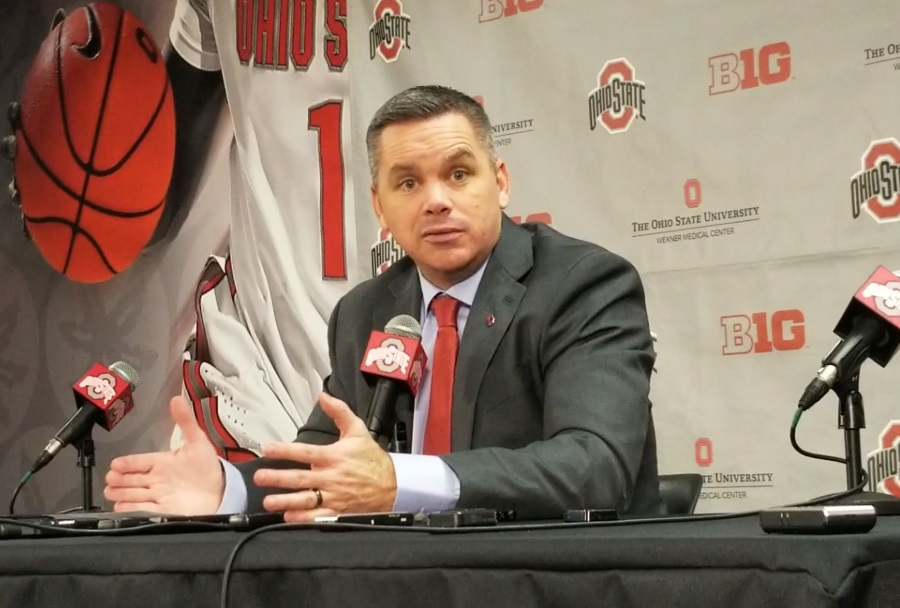 Chris Holtmann Ohio State Basketball
