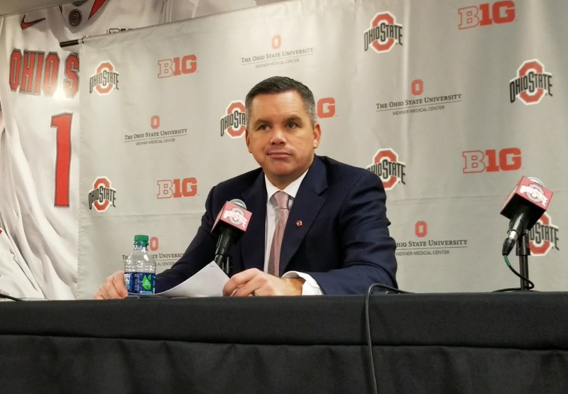 Chris Holtmann Ohio State Basketball