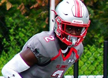 D.J. Brown Ohio State Recruiting