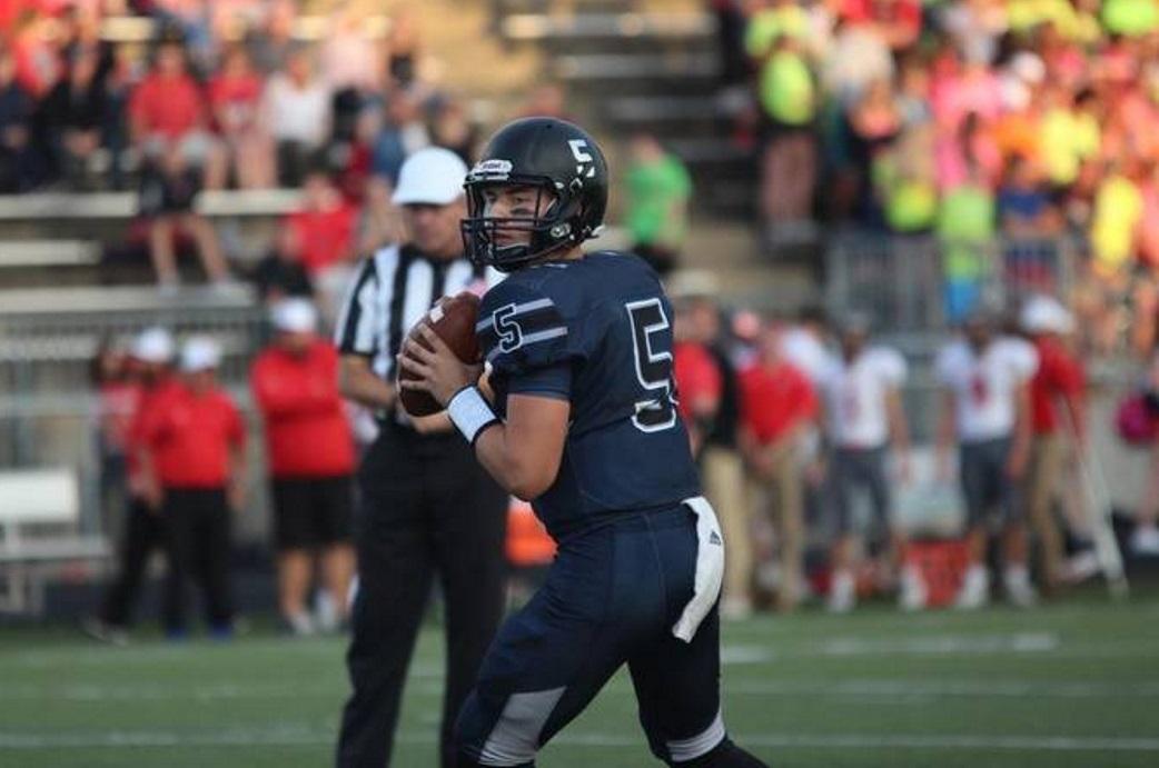Graham Mertz Ohio State Recruiting
