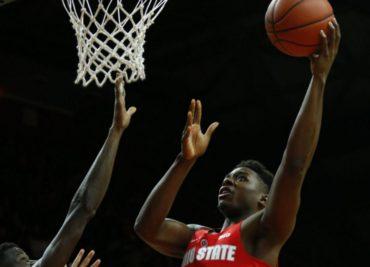 Ohio State Basketball Jae'Sean Tate
