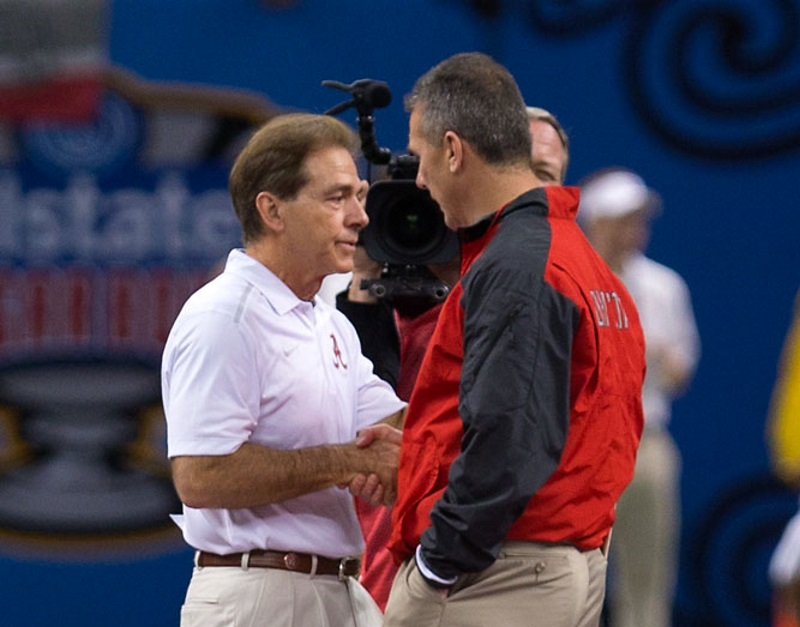 did nick saban prove urban meyer was loyal to a fault the ozone