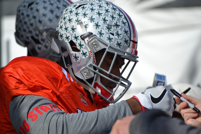 Tyquan Lewis Ohio State Football Buckeyes NFL Draft