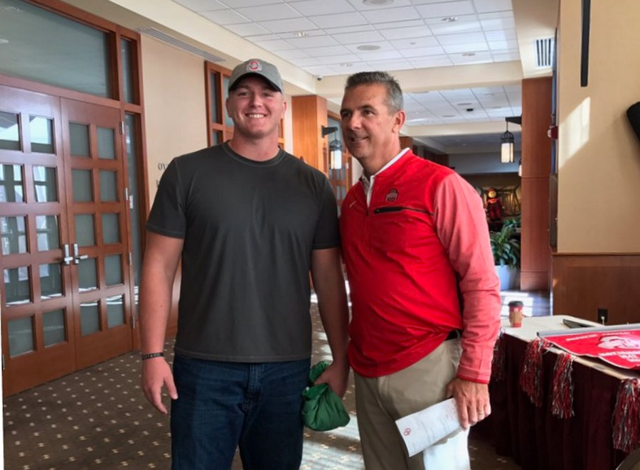 Harry Miller Ohio State Recruiting Buckeyes