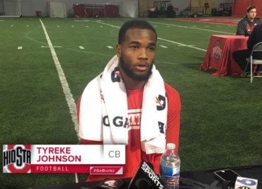 Tyreke Johnson Ohio State Football Buckeyes